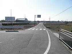 兵庫県道381号野谷平岡線 ...