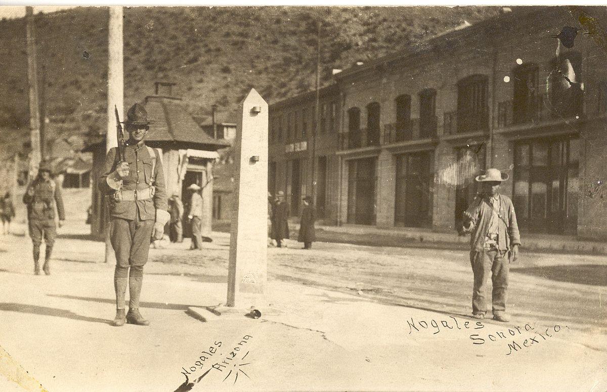 Arizpe City In Sonora Mexico