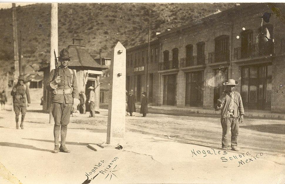 Nogales Arizona 1910-1920