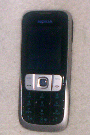 Nokia 2630 - Image: Nokia 2630