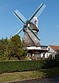 Norderney, Inselwindmühle -- 2016 -- 5388.jpg