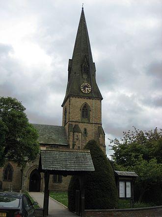North Ferriby - All Saints' Church
