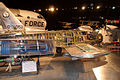North American F-86H Sabre Cutaway RSideRear Cold War NMUSAF 26Sep09 (14599536172).jpg