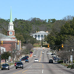 Downtown North Augusta