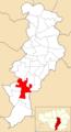 Northenden (Manchester City Council ward) 2018.png