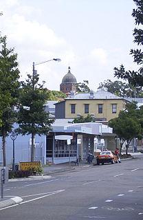 Nundah, Queensland Suburb of Brisbane, Queensland, Australia