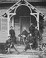 O'Sullivan, Timothy H. - Culpeper, Virginia, General Patrick und Gefolge (Zeno Fotografie).jpg