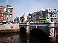 O' Connell Street bridge, Dublin - geograph.org.uk - 827813.jpg