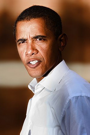300px Obama Portrait 2006 Thrill Is Gone as President Obamas Favorability Among Democrats Fades