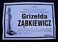 Obituary of Grizelda Ząbkiewicz 1.jpg