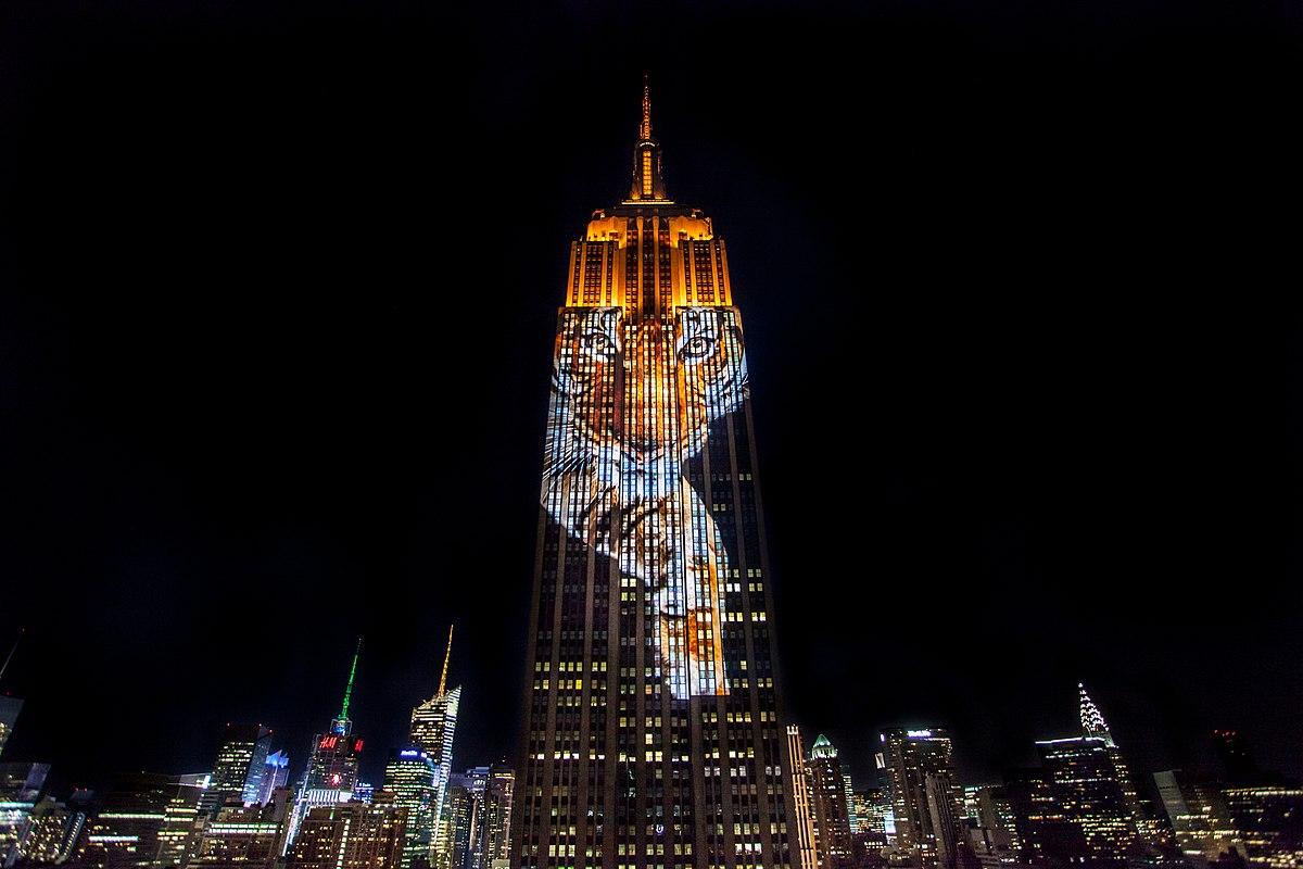 Empire State Building: Obscura Digital
