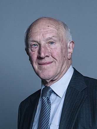 Minister for the Cabinet Office - Image: Official portrait of Lord Clark of Windermere crop 2