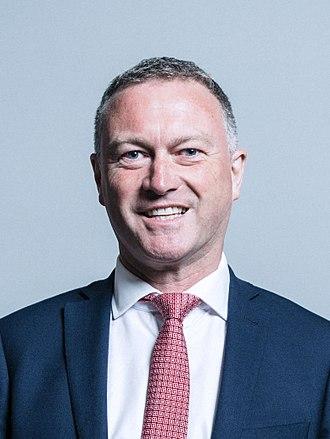 Steve Reed (politician) - Image: Official portrait of Mr Steve Reed crop 2