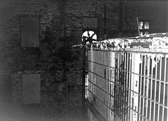 Ohio Penitentiary - Image: Ohio Penitentiary Cell Block