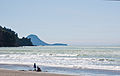 Ohope Beach and Motuhora, Bay of Plenty, New Zealand, 16 Oct. 2010 - Flickr - PhillipC.jpg