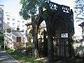 Olšanské hřbitovy, vstup od Olšanského náměstí.jpg