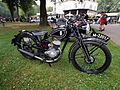 Old DKW motorcycle at Millingen pic2.JPG