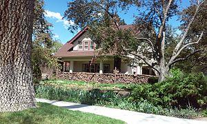 Old North End Historic District (Colorado Springs, Colorado) - House in Old North End Historic District