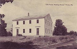 Old Porter Meeting House
