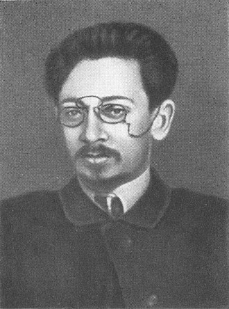 General Secretary of the Communist Party of the Soviet Union - Image: Old Russia Yakov Sverdlov 1918 1