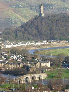 Battle of Stirling Bridge Battle of the First War of Scottish Independence