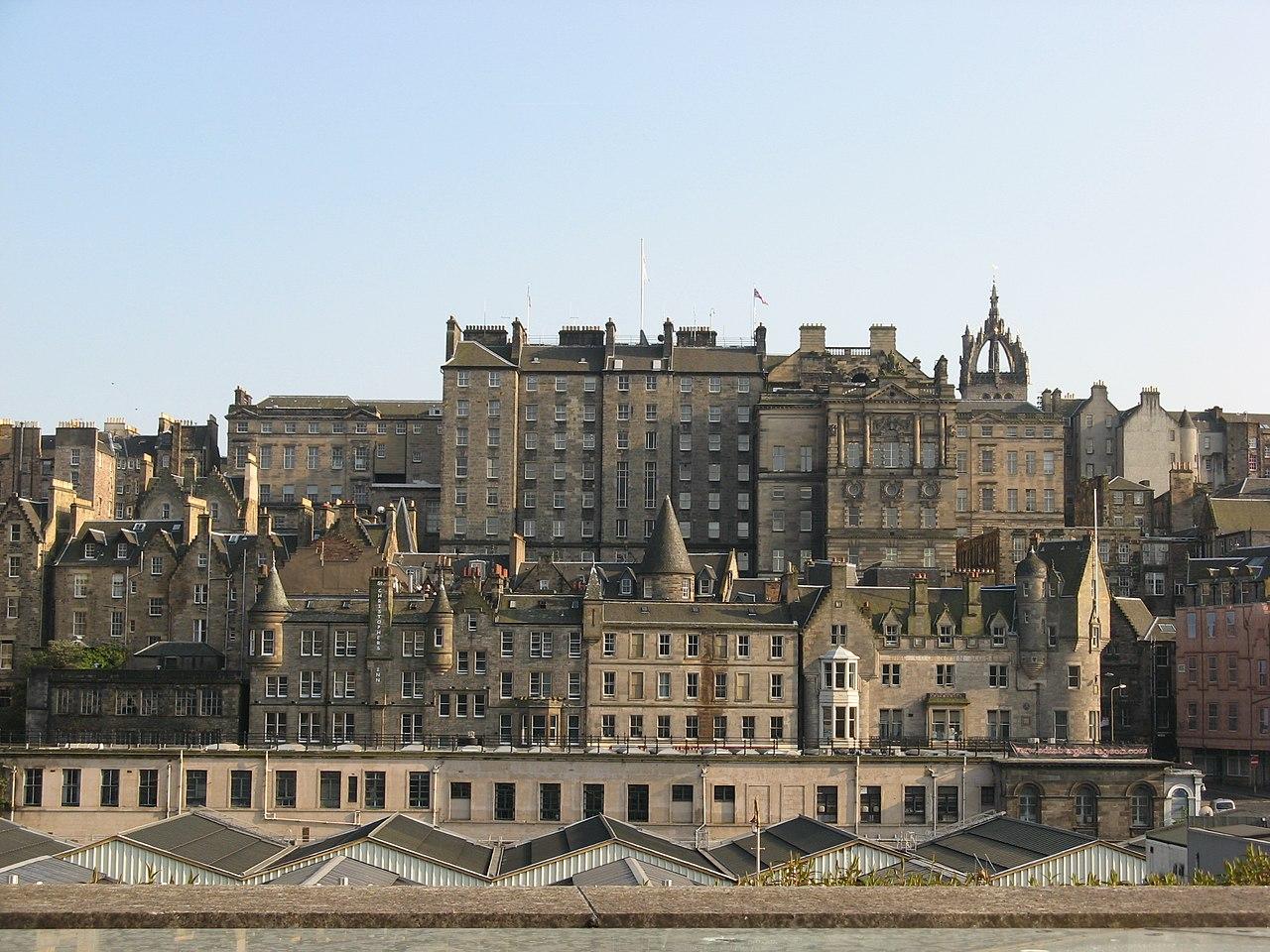 Station Hotel Edinburgh