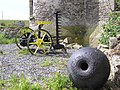 Old machinery, Wardtown Castle (4) - geograph.org.uk - 1422766.jpg