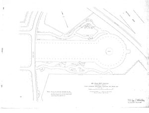 Olmsted Brothers - Image: Oldfields Border plantings, Olmsted job 6883, sheet 88, scanned 11 2007 orig sz 29x 24inch