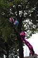 Olivia-Rae balloon release debris - 2018-08-28 - Andy Mabbett - 02.jpg
