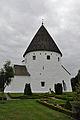 Ols Kirche, Bornholm (2012-07-04), by Klugschnacker in Wikipedia (21).JPG