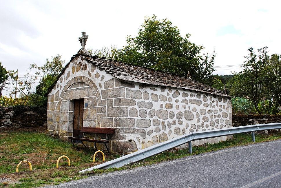 Ombreiro, capela de S. Roque de Riazón