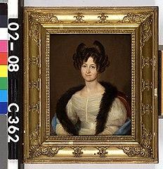 Annette (1797-1873), Baronesse de Constant Rebecque de Villars