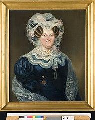 Lamina Elisabeth Landt (1800-1869). Echtgenote van Cornelis Moll