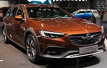 Schemi Elettrici Opel Insignia : Opel insignia b wikipedia