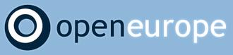 Open Europe - Image: Open Europe logo