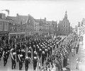 Opening van de Jan van Riebeeck feesten in Culemborg, met een groot defilé op de, Bestanddeelnr 905-0390.jpg
