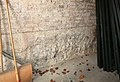 Opus caementicium im Pfarrhaus- Nebengebäude Sechtem. Mauerreste des römischen Kastells.jpg