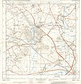 Ordnance Survey Sheet SP 41 Woodstock, Published 1952.jpg