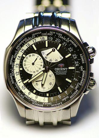 Orient Watch - Image: Orient CEY04002B