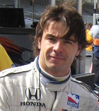 Oriol Servià - Servià at the Indianapolis Motor Speedway in May 2008.