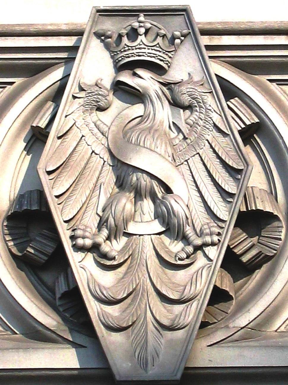Orzeł Zygmunta Starego