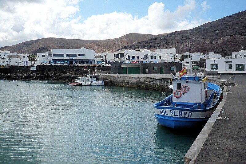 Lanzarote - Puerto