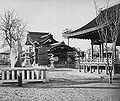 Osaka-Hokoku Shrine in 1882.JPG
