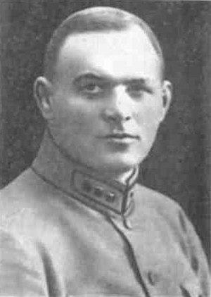 Oskar Kumpu - Oskar Kumpu in the early 1920s