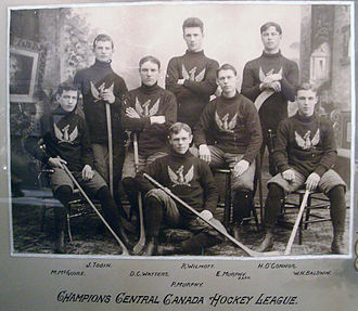 Ottawa Capitals - Ottawa Capitals, 1897 CCHA champions, 1897 Stanley Cup challengers