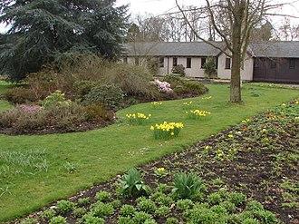 Ottershaw - Ottershaw Memorial Garden