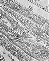 oude afbeeldingen fragment van kaart corn. antoniesz. (collectie kok) - amsterdam - 20014201 - rce