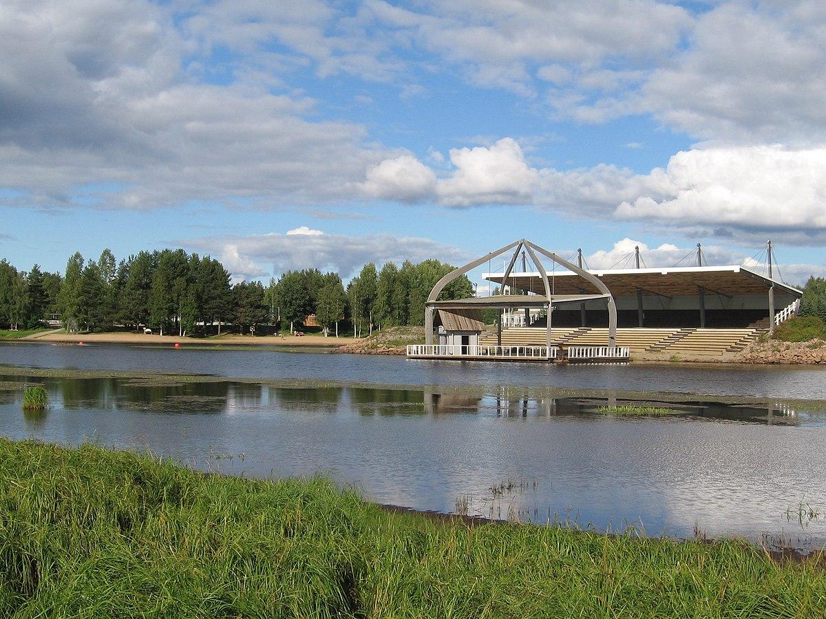 Saaren Koulu Rovaniemi