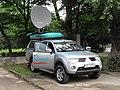 Outside broadcasting van of Radio Gdańsk - Mitsubishi L200.JPG
