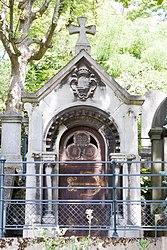 Tomb of Marie-Joseph Vaysse de Rainneville